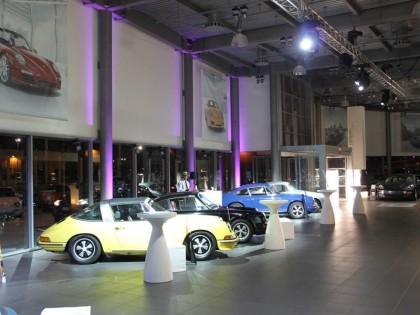 Porsche 911 Party – Viaggio nel tempo