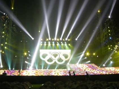 Olympic Games Qingdao Closing Ceremony