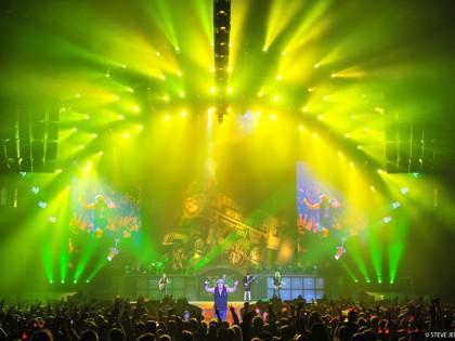 AC/DC's Black Ice World Tour