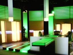 MBC's studios in Riyadh – Saudi Arabia