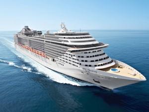MSC Preziosa – il nuovo gioiello del Mediterraneo