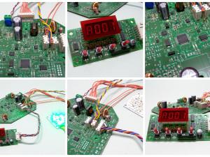 DMX/RDM/Artnet, 8A – 400W  max, 1/4 ch