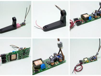 Driver on/off, 900mA – 35W max, 1 ch, dimmer compatibile