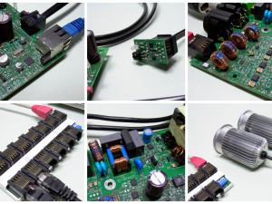 DMX/RDM/Artnet, 500mA – 80W max, 4 ch