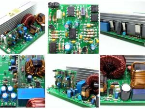 Electronic Transformer 750/1200W for alogen lamp