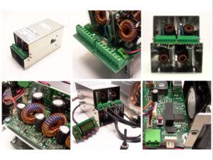 Imperium: DMX/RDM/Artnet/Wi-Fi, 2000mA – 1200W max , 1/16 ch